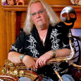 Steve Goodson of Nation of Music and Saxgourmet Saxophones